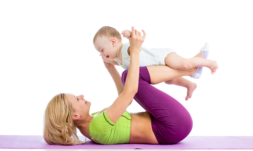 Mums & Baby Exercise